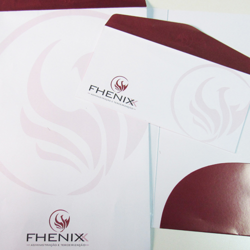envelopes corporativos