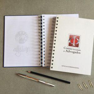 Impressão de Caderno Personalizado A5
