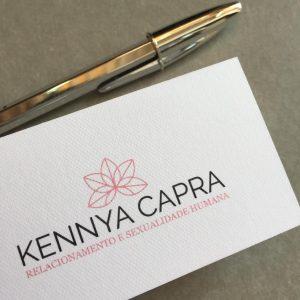 Impressão Cartão com papel de textura