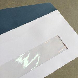 Impressão de Envelope com Janela