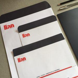 Impressão de Envelopes diversos tamanhos