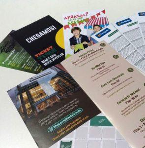 Impressão de Folhetos em Ribeirão Preto