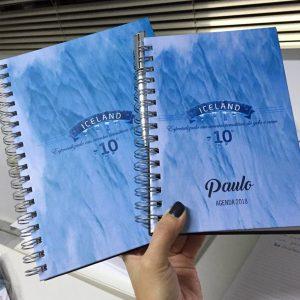 Caderno e Agenda Personalizado em Ribeirão Preto