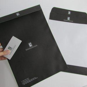 Impressão de Papelaria Personalizada Advogados