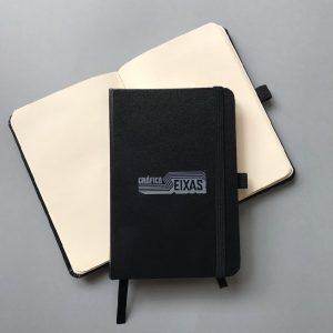 Caderneta Estilo Moleskine