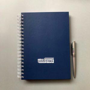 Caderno 18x25cm Personalizado