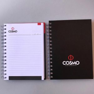 Caderno A5 Advogados