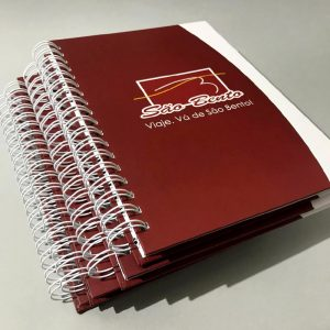 Caderno e Agendas Personalizadas